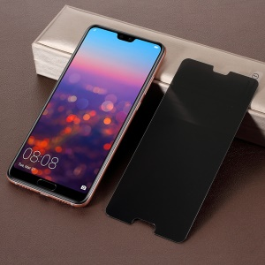 Anti-peep Tempered Glass Screen Protector Guard Film for Huawei P20