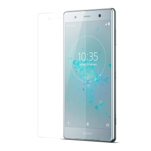 0.3mm Tempered Glass Screen Protector Arc Edge for Sony Xperia XZ2 Premium