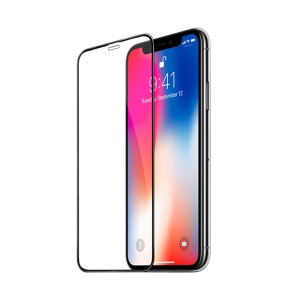 HOCO 0.2mm Full Size Curved Tempered Glass Screen Protector for iPhone Xs / X /10