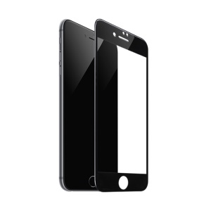 HOCO 0.2mm Full Size Curved Tempered Glass Screen Protector for iPhone 8 4.7 inch - Black