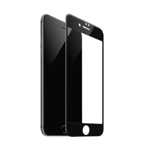 HOCO 0.2mm Full Size Curved Tempered Glass Screen Protector for iPhone 8 Plus 5.5 inch - Black