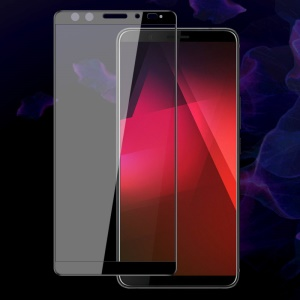 IMAK Pro+ Full Coverage Tempered Glass Anti-explosion Screen Protector for HTC U12+