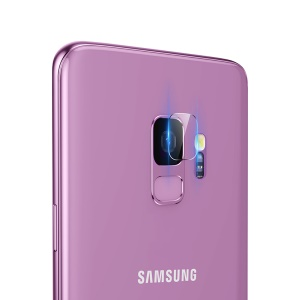 BASUES 0.15mm Scratch-proof Camera Lens Glass Guard Film for Samsung Galaxy S9 SM-G960 - Transparent