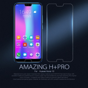 NILLKIN Amazing H+PRO Für Huawei Honor 10 Nanometer Anti-explosion Tempered Glass Screen Protector
