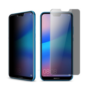 IMAK Anti-peep 9H Tempered Glass Screen Guard Film for Huawei P20 Lite / Nova 3e