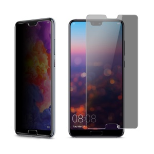 IMAK Anti-peep 9H Tempered Glass Screen Guard Film for Huawei P20 Pro