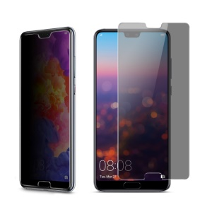 IMAK Anti-peep 9H Tempered Glass Screen Guard Film for Huawei P20