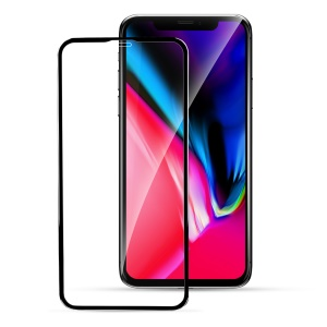 X-LEVEL HD 0.26mm Soft PET Edges Full Coverage Tempered Glass Screen Protector Film for iPhone Xs / X(Ten) 5.8 inch