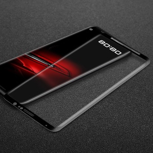 IMAK 3D Curved Full Cover Tempered Glass Screen Protector for Huawei Mate RS Porsche Design - Black