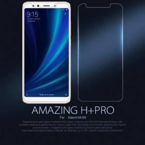 NILLKIN Amazing H+PRO Tempered Glass Screen Protector Anti-Explosion for Xiaomi Mi A2 / Mi 6X