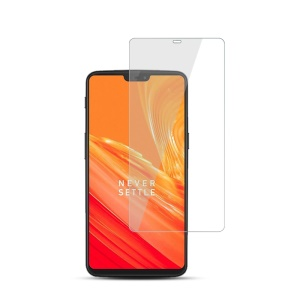 MOCOLO Full Glue Tempered Glass Screen Protector for OnePlus 6 - Black