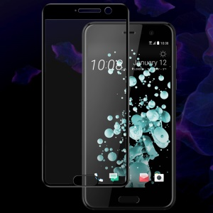 IMAK Full Coverage Anti-explosion Tempered Glass Screen Protector for HTC U Play
