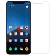NILLKIN Anti-scratch Matte LCD Screen Protector Film for Xiaomi Mi 8 (6.21-inch) / Mi 8 Explorer Edition