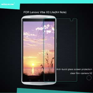 NILLKIN Amazing H Tempered Glass Screen Guard for Lenovo A7010 / Vibe X3 Lite / K4 Note