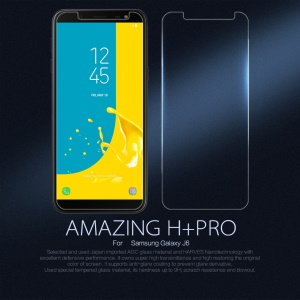 NILLKIN Amazing H+PRO Tempered Glass Screen Protector Anti-Explosion for Samsung Galaxy J6 (2018)