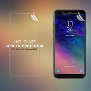 NILLKIN Matte Anti-scratch Screen Protector Guard Film for Samsung Galaxy A6 (2018)