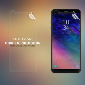 NILLKIN Anti-scratch Matte LCD Screen Protector Film for Samsung Galaxy A6+ (2018)