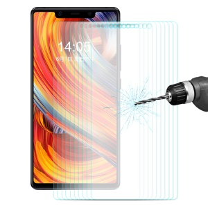 ENKAY 10PCS/Set for Xiaomi Mi 8 SE (5.88-inch) Tempered Glass Screen Protectors 0.26mm 9H 2.5D Arc Edge