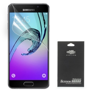HD Clear LCD Screen Film for Samsung Galaxy A3 SM-A310F (2016) (Black Package)