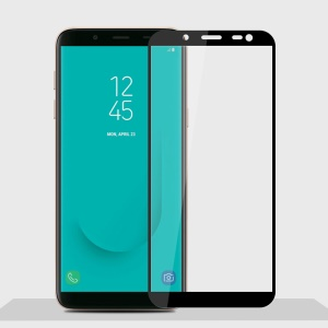 MOFI 2.5D 9H Full Size Tempered Glass Screen Protector Film for Samsung Galaxy J6 (2018)