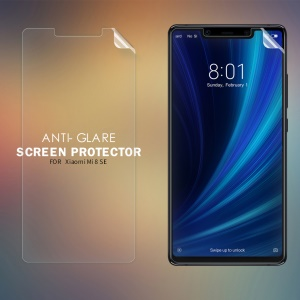 NILLKIN Matte Anti-scratch Mobile Screen Guard Film for Xiaomi Mi 8 SE (5.88-inch)