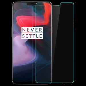 IMAK Amazing H Tempered Glass Anti-burst Screen Protector Film for OnePlus 6