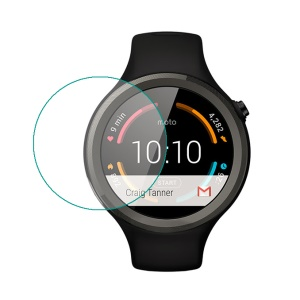 Tempered Glass Screen Guard Film for Motorola Moto 360