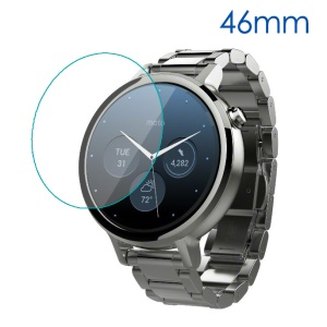Tempered Glass Screen Protector for Motorola Moto 360 46mm (2nd gen)