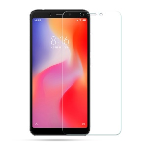 0.3mm Tempered Glass Screen Protective Film Arc Edge for Xiaomi Redmi 6A / Redmi 6
