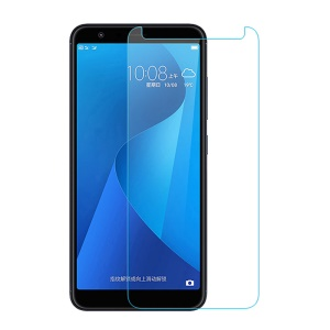 0.3mm Tempered Glass Screen Protection Film Arc Edge for Asus ZenFone Max Plus (M1) ZB570TL