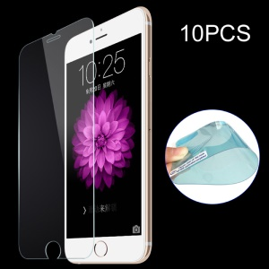 10pcs/lot Soft TPU Screen Protector Membrane for iPhone 6s 6 Anti-explosion