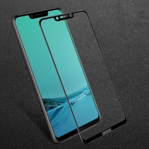 IMAK for Huawei Honor Play Full Coverage Tempered Glass Screen Protective Film - Black