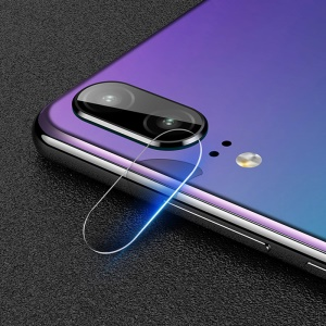 MOCOLO for Huawei P20 Ultra Clear Tempered Glass Camera Lens Protector (Arc Edges)