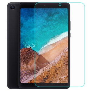 0.3mm Full Size Tempered Glass Screen Protection Film Arc Edge for Xiaomi Mi Pad 4