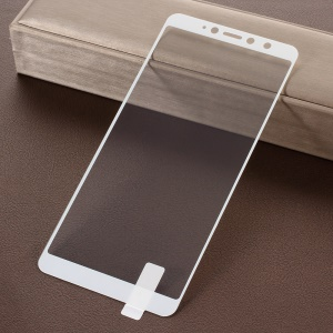 Full Coverage Tempered Glass Screen Protector Film for Xiaomi Redmi S2 / Redmi Y2 - White