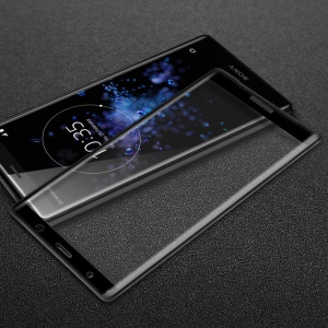 IMAK 3D Curved Tempered Glass Full Screen Film for Sony Xperia XZ2 Premium