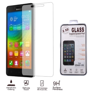 0.25mm Tempered Glass Screen Protector Film for Lenovo A6000 Arc Edge