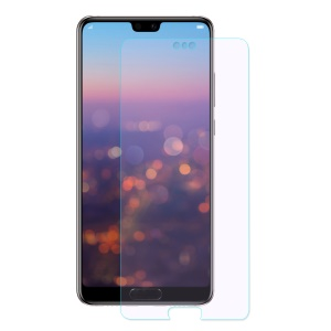 HAT PRINCE 0.26mm 2.5D Anti-blue-ray Tempered Glass Screen Protector Film for Huawei P20