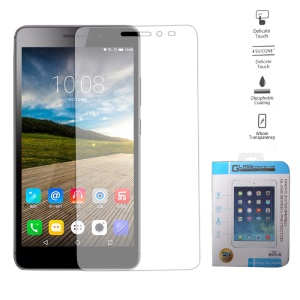 For Lenovo Phab Plus 0.3mm Tempered Glass Screen Guard Arc Edge