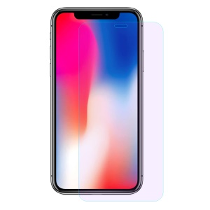 HAT PRINCE 0.26mm 2.5D Anti-blue-ray Tempered Glass Screen Protector Shield Film for iPhone X/Xs 5.8 inch