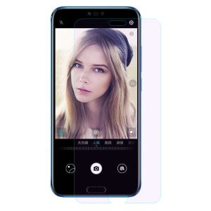 HAT PRINCE for Huawei Honor 10 Anti-blue-ray 0.26mm 2.5D Arc Edge 9H Tempered Glass Screen Protector