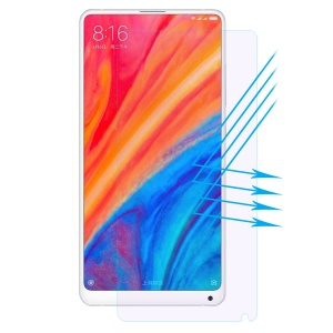 HAT PRINCE 0.26mm 2.5D Anti-blue-ray Tempered Glass Screen Protector for Xiaomi Mi Mix 2 / Mix 2s