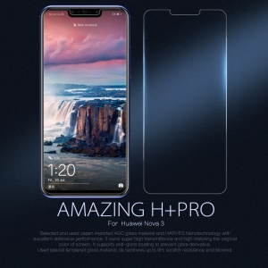 NILLKIN Amazing H+PRO Tempered Glass Screen Protector Anti-Explosion for Huawei nova 3