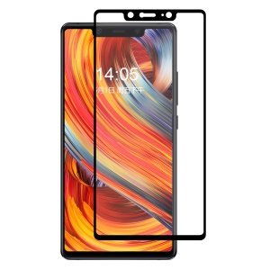 HAT PRINCE Full Glue Full Size 0.26mm 9H 2.5D Arc Edge Tempered Glass Screen Protector for Xiaomi Mi 8 SE (5.88-inch)