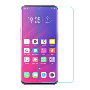 0.3mm Tempered Glass Screen Protector Film for Oppo Find X Arc Edge