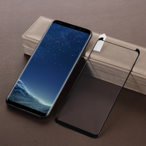 Full Glue Tempered Glass Full Size Screen Guard Film (Opening on Top) for Samsung Galaxy S8 SM-G950