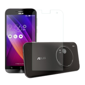 0.3mm Tempered Glass Screen Protector for Asus Zenfone Zoom ZX551ML ZX550 with Arc Edge