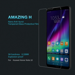 NILLKIN Amazing H Tempered Glass Anti-burst Screen Protector for Huawei Honor Note 10