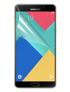 For Samsung Galaxy A9 (2016) Complete Covering Soft Screen Guard Film