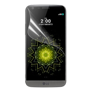 For LG G5 Full Coverage Soft Screen Protector Guard Film